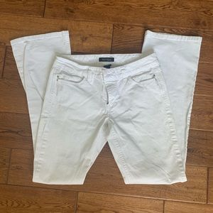 White Pants from White House Black market